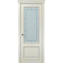 Двері міжкімнатні Папа Карло Classic Magnolia