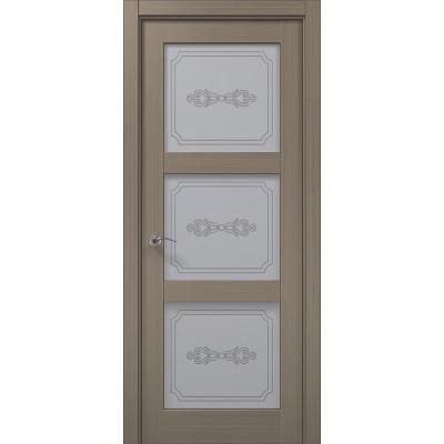 Двері міжкімнатні Папа Карло Cosmopolitan CP-507 бевелз