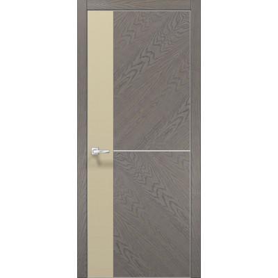 Двери межкомнатные Папа Карло Elegance Dila-AL