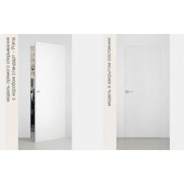 Двери скрытого монтажа Папа Карло iDoors Prime-AL