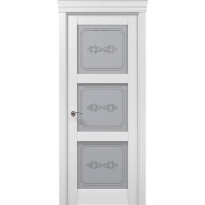 Двери межкомнатные Папа Карло Millenium ML-07 бевелз