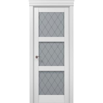 Двери межкомнатные Папа Карло Millenium ML-07 оксфорд