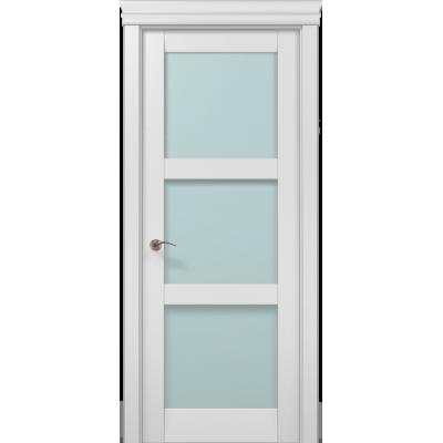 Двери межкомнатные Папа Карло Millenium ML-07 сатин