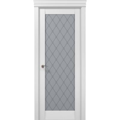 Двери межкомнатные Папа Карло Millenium ML-09 оксфорд