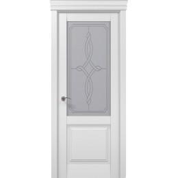 Двери межкомнатные Папа Карло Millenium ML-11 бевелс