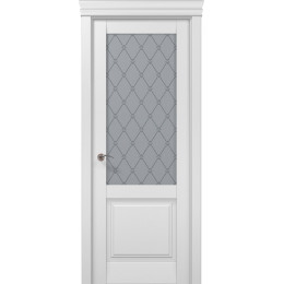 Двери межкомнатные Папа Карло Millenium ML-11 оксфорд