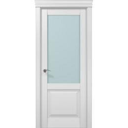 Двери межкомнатные Папа Карло Millenium ML-11 сатин