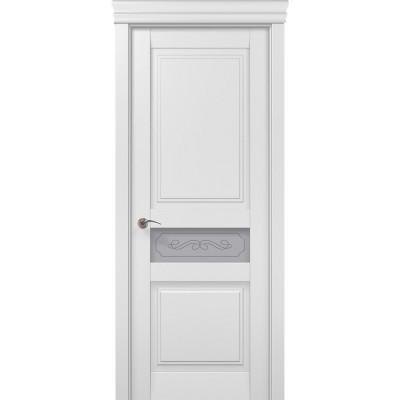 Двери межкомнатные Папа Карло Millenium ML-13 бевелс