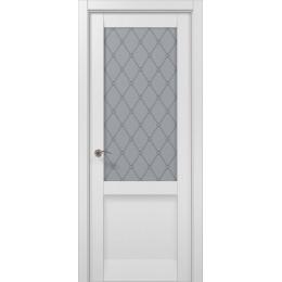 Двери межкомнатные Папа Карло Millenium ML-35 оксфорд