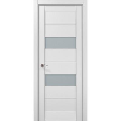 Двери межкомнатные Папа Карло Millenium ML-41 AL