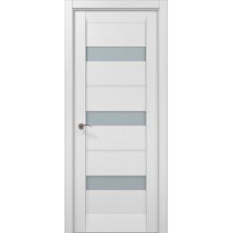 Двери межкомнатные Папа Карло Millenium ML-42 AL