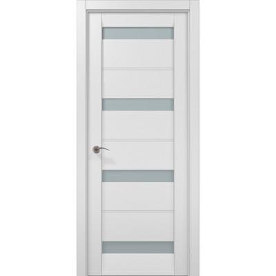 Двери межкомнатные Папа Карло Millenium ML-43 AL
