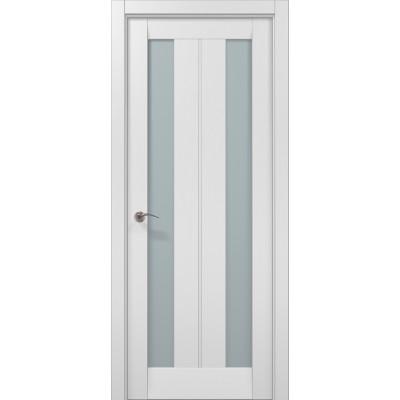 Двери межкомнатные Папа Карло Millenium ML-45 AL