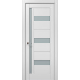 Двери межкомнатные Папа Карло Millenium ML-47 AL