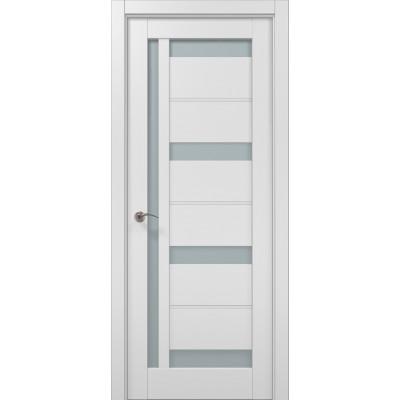 Двери межкомнатные Папа Карло Millenium ML-48 AL