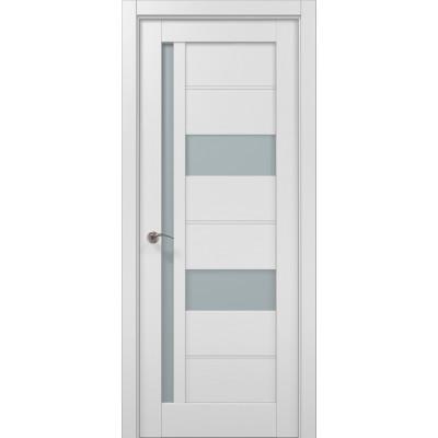 Двери межкомнатные Папа Карло Millenium ML-49 AL