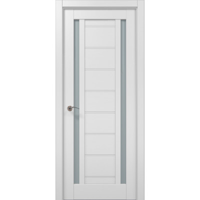 Двери межкомнатные Папа Карло Millenium ML-50 AL